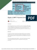 Ripple vs SWIFT_ Payment (r)Evolution _ David Blair _ Pulse _ LinkedIn