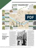 Monumentos Verdes de Sevilla