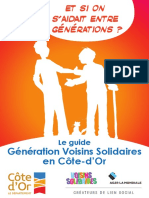 Guide Voisins Solidaires