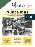 El Popular 391 Órgano de Prensa Oficial del Partido Comunista de Uruguay