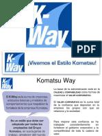 Campaña 5S - K Way
