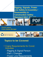 Construction Crane Rule