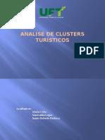 Seminario Analise de Clusters Turisticos