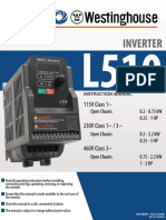 TEAC L510 Inverter