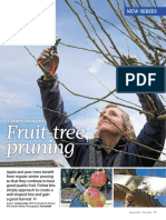 RHS Fruit Tree Pruning