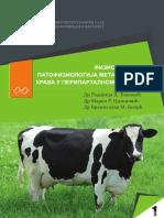 Fiziologija i Patofiziologija Metabolizma Krava u Peripartalnom Periodu