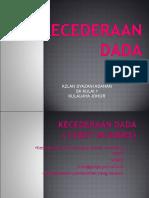 Kecederaan Dada