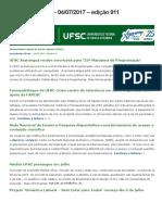 Notícias Da UFSC 04-07
