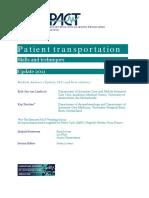 Patient Transportation 1Feb2011 Final