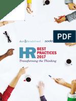HR Best Practices 2017