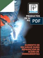 Catalogo Soldaduras y Resinas Epóxicas - Postalloy-1