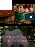 Seminar 5 - Urinary Tract Infection in pregnancy