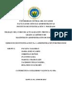 IP Ejercicio Empresa SCGV S.a.