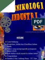 Toksikologi Industri New