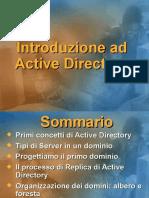 3 1 Introduzione Active Directory