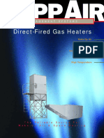 Rupp Direct Fired Brochure