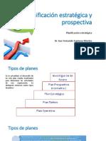 3 Planificación Estratégica y Prospectiva