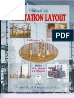 CBIP Substation Manual_2006 : sectional clearance in switchyard - Sectionals, Sofas & Couches
