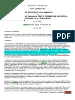 1-Borgonovo vs Henders - Appellate Case the OBLIGATION Oct 2010