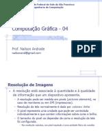 0 4 Comput_graf05_imagens Vet Mat - Computação Gráfica - Aula 4