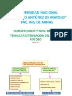 2.-TEMA-caracteriz. Del Macizo Rocosa PDF