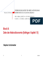 Block2_Ziele Der Makroökonomie