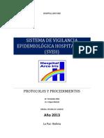 Sistema de Vigilancia Epidemiológica Hospitalario (Sveh)