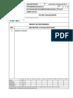 E-FD-7070.01-1230-561-E3F-001.2=0(HD FTR 0001 481 Filtro Coalescente Reg.TEG)