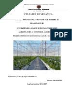 Determinarea Umiditatii in Sol in Agricultura de Precizie.sisteme Cu Senzori