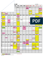 TOA-UH Degree Calendar 2016-17