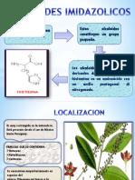 Alcaloides Imidazolicos