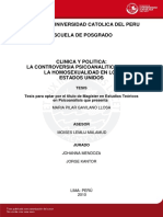 Gavilano Llosa Pilar Controversia Psicoanalitica