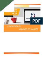 Revista Universidades La Bolsa Boliviana de Valores 1