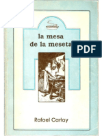 Cartay 1988 La Mesa de La Meseta