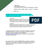 Microsoft Word - Consignas 2° debate Filosofia de la Historia2017.pdf