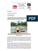 A Toxic Hot Spot in Kerala