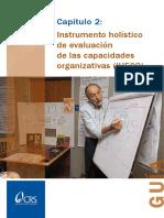 Capítulo 2 Instrumento Holstico de Evaluacin de Las Capacidades Organizativas IHECO