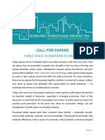 Public Space in Emerging Economies _ Call for Papers (1)