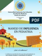 Manejo de Influenza - Slide