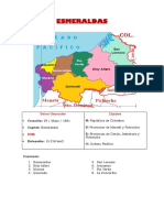 Atractivos Provincias Costa