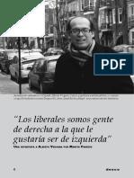 LIBERALES - ALBERTO VERGARA