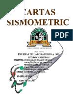 Cartas Sismometricas