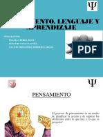 Pensamiento, Lenguaje y Aprendizaje Expo