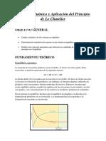 Informe 4 Laboratorio Química 2