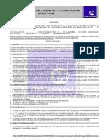 Contrato Software Microven Microven