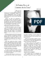 Padre_Pio El Camino de La Cruz