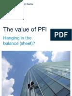 The Value of PFI