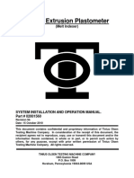 Polymer Melt Indexer (Extrusion Plastometer).pdf