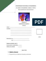 Informe Labo 5 Quimica 2