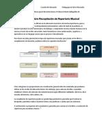 Apuntes Para Clasificación de Repetorios (1)